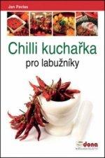 Chilli kuchařka pro labužníky