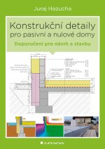 Konstrukční detaily pro pasivní domy