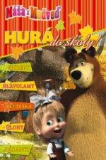 Máša a medveď Hurá do školy!