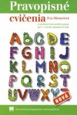 Pravopisné cvičenia k učebnici slovenského jazyka pre 3.ročník základných škôl