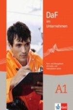 DaF im Unternehmen A1 Kurs/Übungsbuch