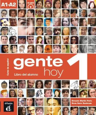 Gente Hoy 1 – Libro del alumno + CD