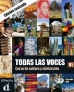 Todas las voces B1 - Libro del alumno