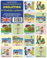 Angličtina 19. Předložky a příslovce