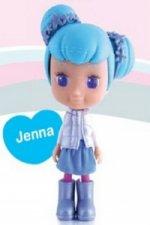 Panenka Cocodels Jenna s pokojíčkem a male-up
