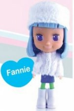 Panenka Cocodels Fannie s pokojíčkem a male-up