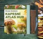 Kapesní atlas hub + houbařský nůž