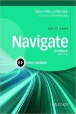 Navigate: B1+ Intermediate: Workbook with CD (without key)