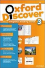 Oxford Discover 3 Teacher's Book with Integrated Teaching Toolkit