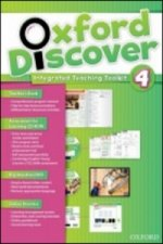 Oxford Discover 4 Teacher's Book with Integrated Teaching Toolkit