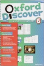 Oxford Discover 6 Teacher's Book with Integrated Teaching Toolkit