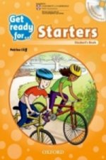 Get Ready for Starters: Student's Book with Audio CD
