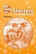 Get Ready for Starters: Teacher's Book