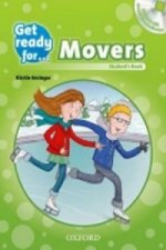 Get Ready for Movers: Student's Book with Audio CD