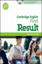 Cambridge English First Result Teacher's Book with DVD