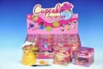Box Panenka Cupcake 14cm vonící, box obsahuje 12 kusů