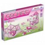 Stavebnice Geomag Pink Panel 142 pcs
