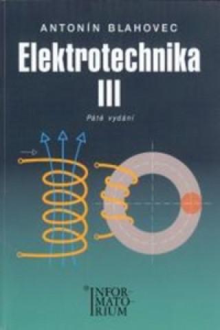 Elektrotechnika III