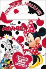 Nenuď se, maluj si! Minnie