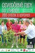 Osvedčené rady do záhrady