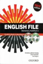 English File third edition: Elementary: MultiPACK A