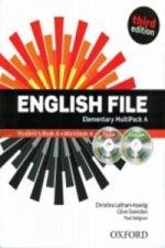 English File Elementary Multipack A 3.e.