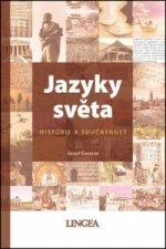 Jazyky světa Historie a současnost
