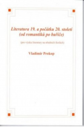 Literatura 19. a počátku 20. století