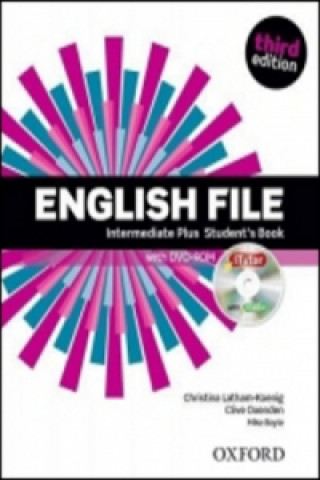 English File Third Edition Intermediate Plus Student's Book with iTutor DVD-ROM
