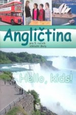 Angličtina pro 5. ročník základní školy Hello, Kids!