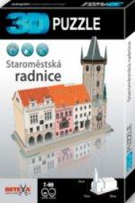 3D puzzle Staroměstská radnice