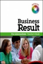 Business Result Pre-intermediate Teacher's Book