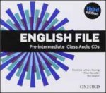 English File Pre-intermediate Class Audio CDs