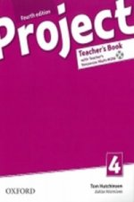 Project Fourth Edition 4 Teacher's Book with Online Practice Pack