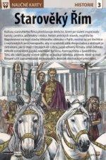 Naučné karty Starověký Řím