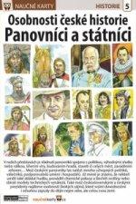 Naučné karty Panovníci a státníci