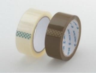 Balicí lepící páska transparentní