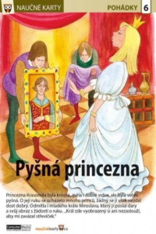 Naučné karty Pyšná princezna