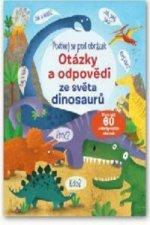 Otázky a odpovědi ze světa dinosaurů