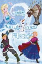 Ľadové kráľovstvo Najkrajšia kolekcia príbehov