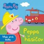 Peppa Pig Peppa u hasičov
