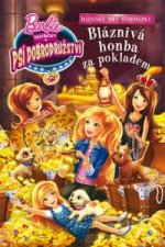 Barbie Sestřičky a psí dobrodružství Bláznivá honba za pokladem