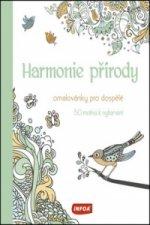 Harmonie přírody Omalovánky pro dospělé