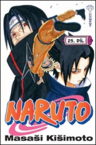 Naruto 25 Bratři