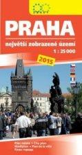 Praha největší zobrazené území 2015
