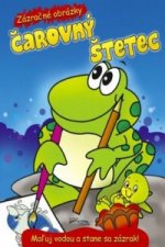 Čarovný štetec Žabka