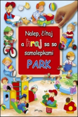 Nalep, čítaj a hraj sa so samolepkami Park