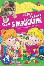 Hravá škôlka s mačičkami