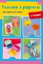 Tvoríme z papiera origami