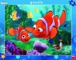 Puzzle Nemo v bezpečí